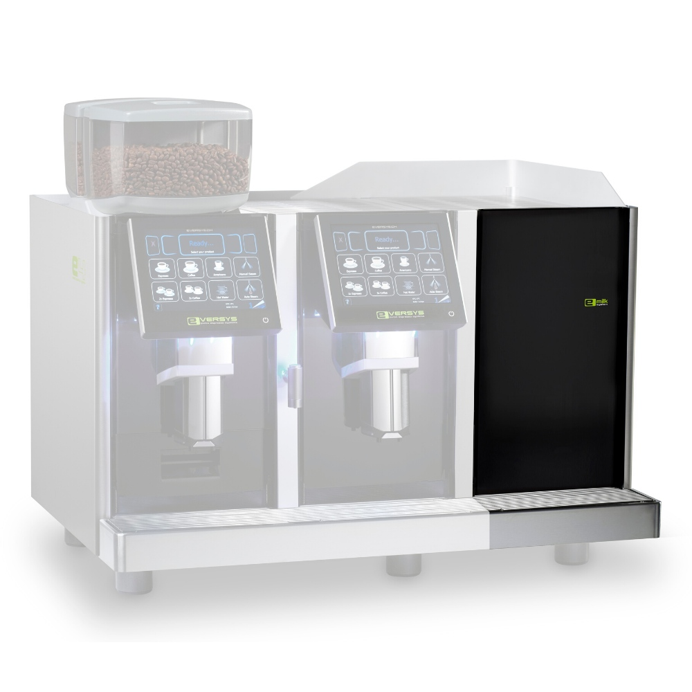 eversys kühlschrank